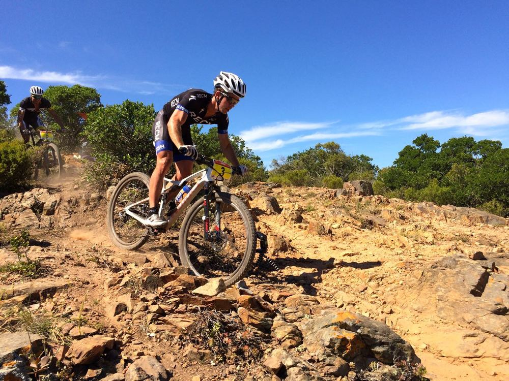 eam RECM rider James Reid is ready to race one of his favourite tracks at the 2015 Stihl SA MTB Cup Series, which takes place at Mankele MTB Park near Mbombela, Mpumalanga, from 25-26 April. Photo: Evan Rothman