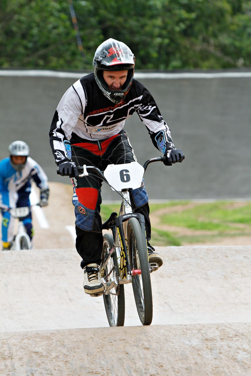 William Jackson is ready and eager to race at The 2015 BMX National Age Group (N.A.G) Championship Series (Legs 1-3) which takes place at Germiston BMX Club in Delville, Gauteng, from 25-26 April.