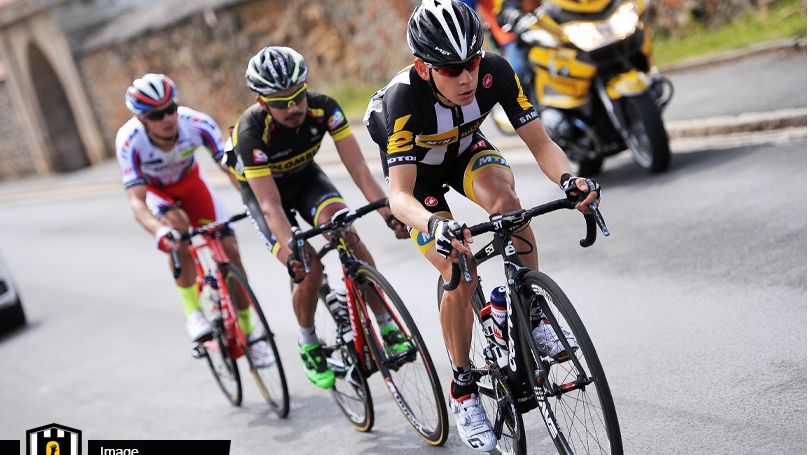Louis Meintjes. Photo: supplied Team MTN-Qhubeka