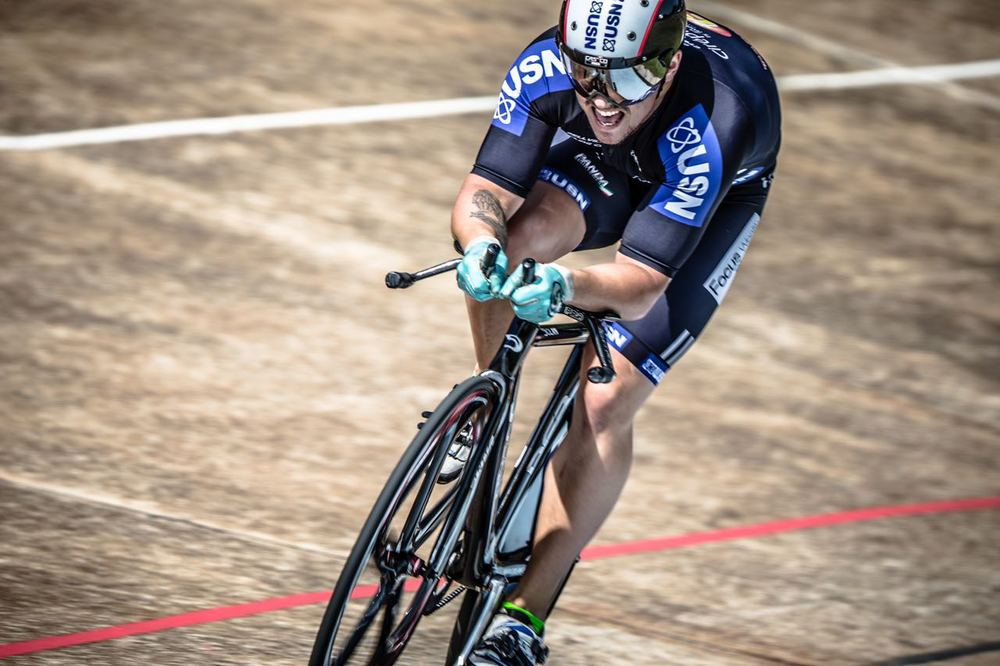 Track star Jean Smith, hopes to turn out great sprint as well as endurance results at the Durban Inter-Provincials and Grand Prix taking place at Cyril Geoghegan Cycling Track on 10 and 11 July. on  © Craig Dutton/pics2go.co.za