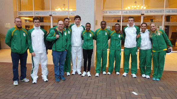 Photo: @Team_SA_Cycling