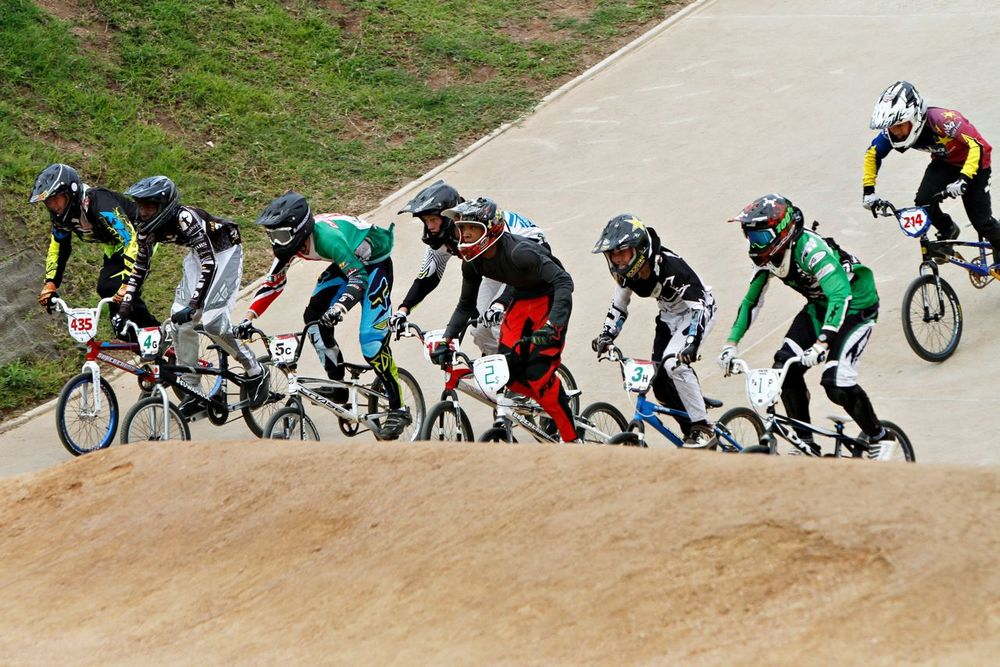 The 2015 BMX African Continental Championships will take place at the Harare BMX Club in Zimbabwe from Wednesday 11 to Saturday 14 November 2015. Photo: Kevin Bender