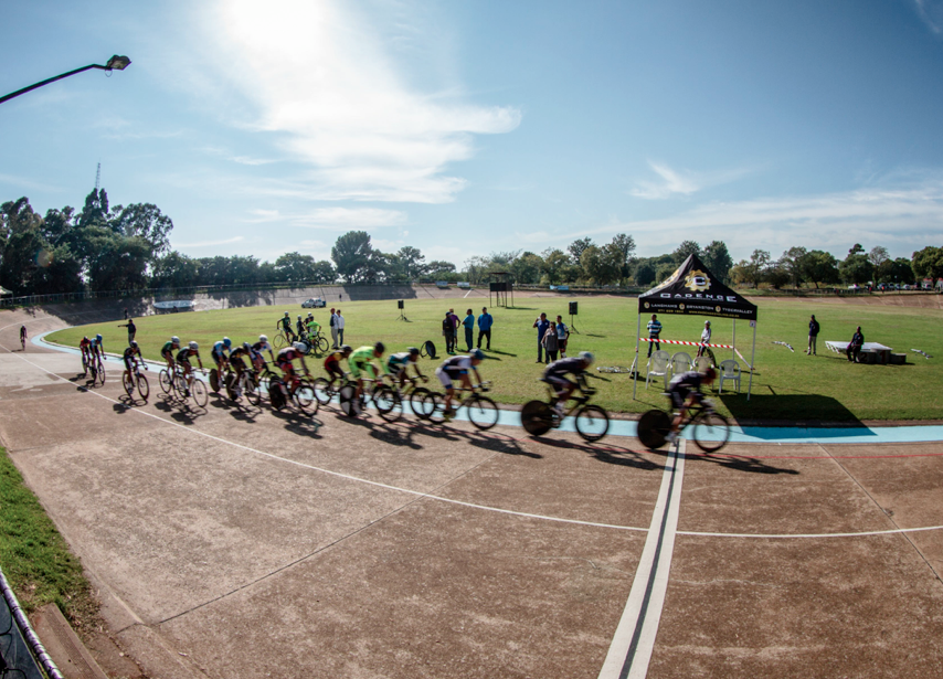 Cycling South Africa's Track cycling community has seen 26 new National Records (13 Mens, 13 Womens) over the 2015 Season. Photo: Craig Dutton / pics2go