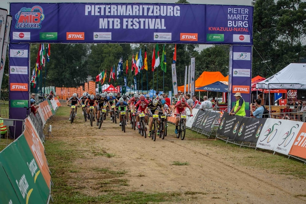 As January reaches the halfway mark, the team behind the second annual Pietermaritzburg MTB Festival is already full steam ahead, with preparations well underway for the event taking place at the Cascades MTB Park in Pietermaritzburg from 30 April to 2 May 2016 Photo: Craig Dutto