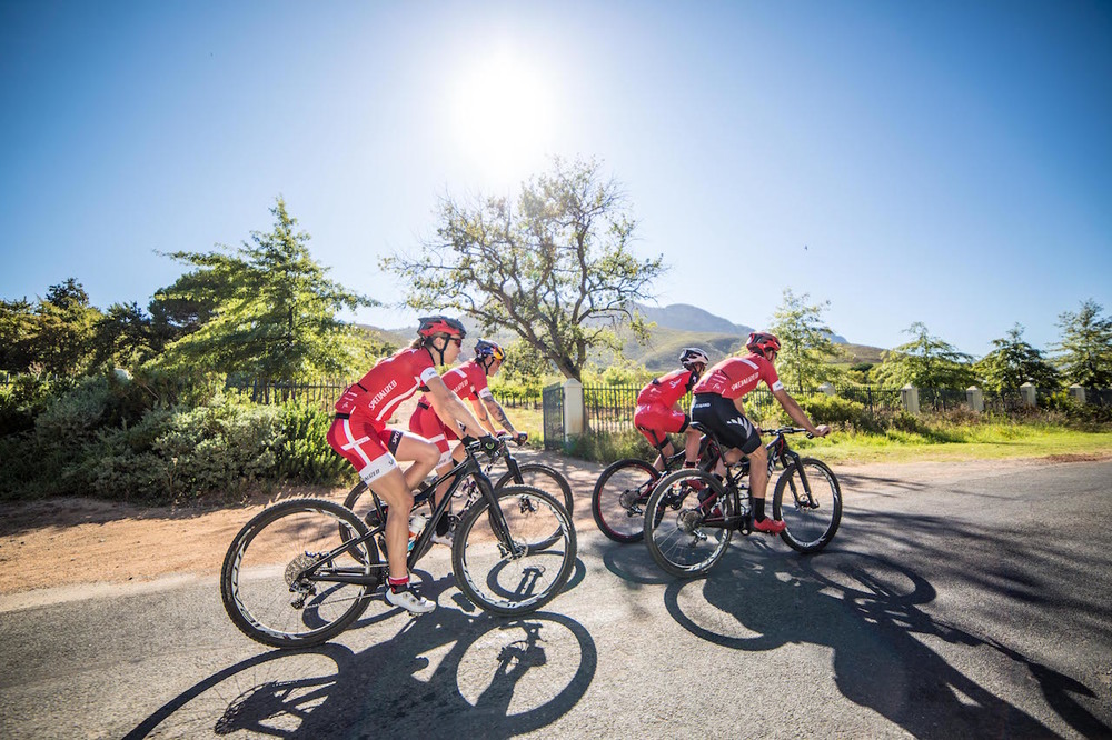 Riders from the international Specialized Racing team will be bringing their epic skills and love for mountain biking to Helderberg Farms this weekend for the second round of the Stihl 2016 SA XCO Cup Series in the Western Cape on Saturday 27 February. Photo Credit: Johan Badenhorst (Specialized)
