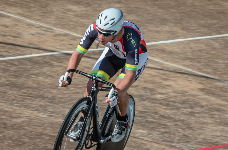 South Africa's Juan Odendaal (C3) is feeling ready and well prepared ahead of World Champs in Italy next week, and looks forward to the 2016 SA National Track, Para-cycling and Omnium Championships which take place at the Westbourne Cycling Track in Port Elizabeth from 28 March to 3 April. Photo: Craig Dutton