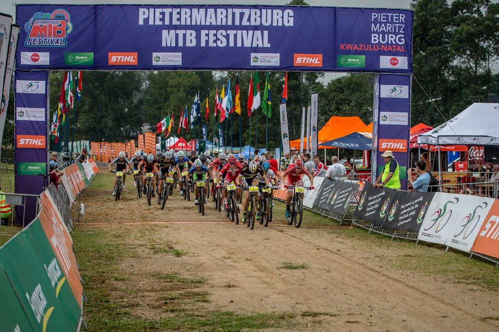 The schedule of events this year for the second annual Pietermaritzburg MTB Festival, will offer a collection of exciting races across a large range of mountain biking disciplines at Cascades MTB Park from 30 April to 2 May 2016. Photo: Craig Dutton