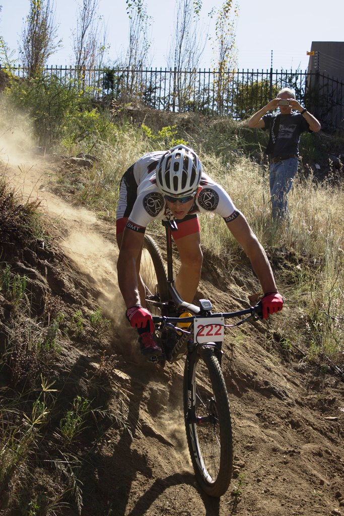 Race Organiser Willem Raubenheimer says that the course will suit the technically-skilled riders who can also climb well at the fifth and final round of the STIHL 2016 SA MTB Cup Series XCO, which takes palce at the Happy Valley Conservancy in Bloemfontein on Saturday 18 June. Photo Credit: Jobert Buys
