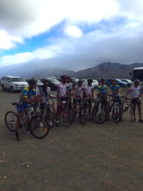 The annual Oudtshoorn Youth Festival this year was again hosted by the Eden Cycling Association, and took place from 27-30 June 2016.