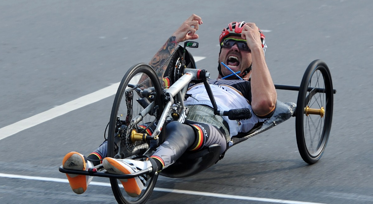 rio paralympics: Germany at the top