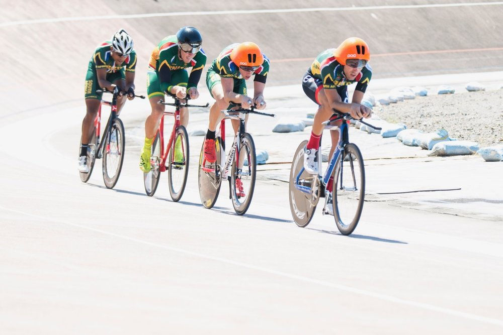 Cycling South Africa's Track Commission has established a qualification process for the Elite/Junior Individual Pursuit in order to increase the level of competitiveness of the timed events in South Africa. Photo: Andrew McFadden/BOOGS Photography