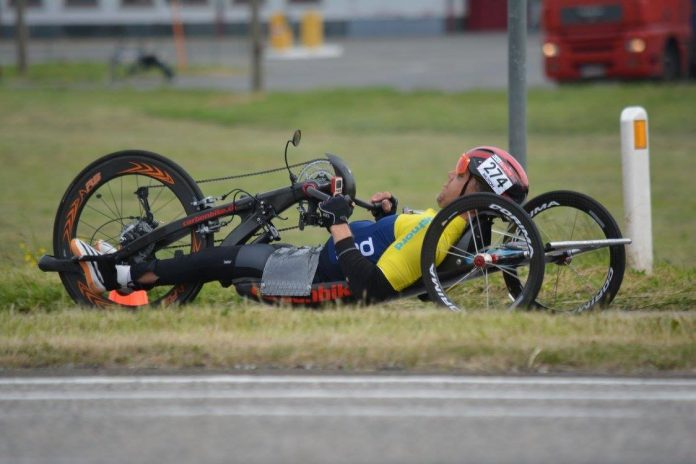 Team sweden going for glory at para world champs (RSA) - via cyclingsa