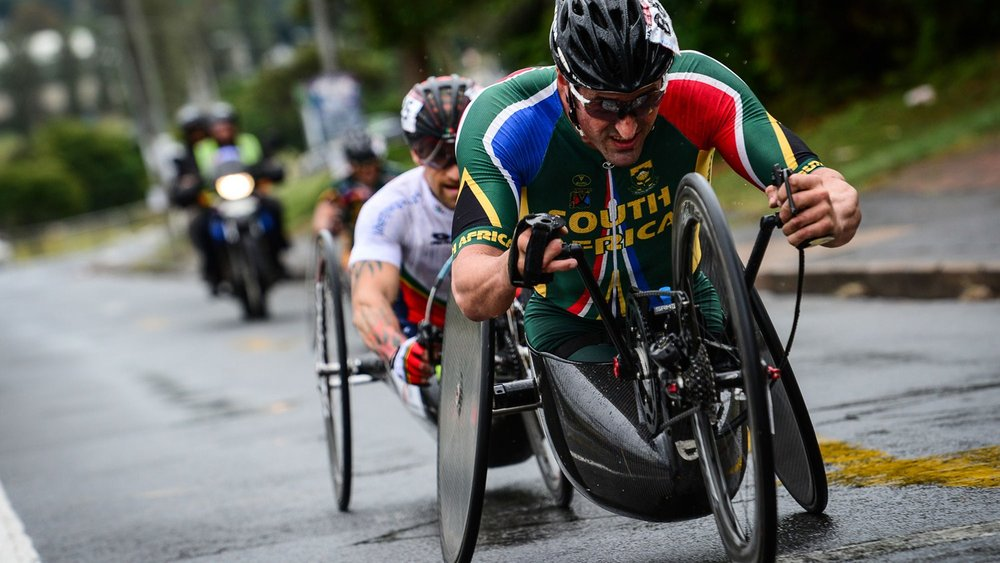para-cycling across the globe, via uci.ch