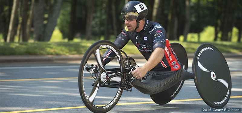 Paralympic Cyclist David Berling Rides Comeback Trail All The Way To South Africa, via teamusa.org