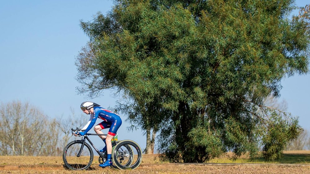 Sixth in time trial on world championships debut for Collis-McCann, via britishcycling.org.uk