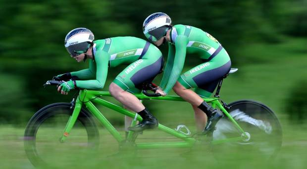 Katie-George Dunlevy and Eve McCrystal win World Championship gold in South Africa, via independent.ie