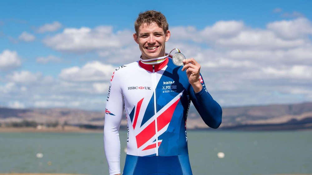 Silvers for Watson, Bate and Duggleby and Fachie and Hall, via britishcycling.org.uk