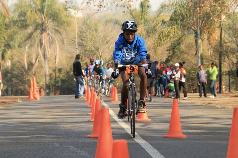 The prospects are endless when it comes to taking cycling to the youth and people who have never even ridden a bike or who have a bike and desperately want to learn more. Photo: supplied.