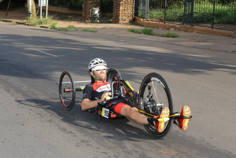 Multiple National Champion and UCI World Champion Pieter du Preez added the national road race and time trial titles to his list of career accomplishments at the 2019 SA ROAD National Championships held in the City of Tshwane from 7-10 February. Photo: Cycling SA/Rika Joubert