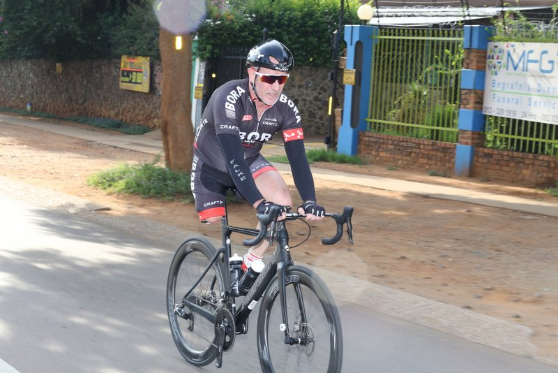 Oswald Kydd (C2) AT THE 2019 SA ROAD NATIONAL CHAMPIONSHIPS HELD IN THE CITY OF TSHWANE FROM 7-10 FEBRUARY. PHOTO: CYCLING SA/RIKA JOUBERT