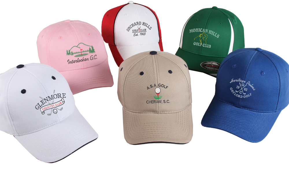 Your Logo Here - Golf Caps — Town Talk Headwear  cbb200bb96f