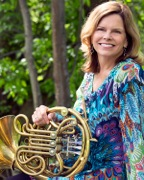 Lisa Bontrager, horn