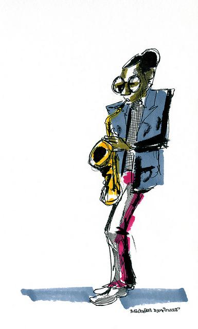 Ravi Coltrane  on Flickr.