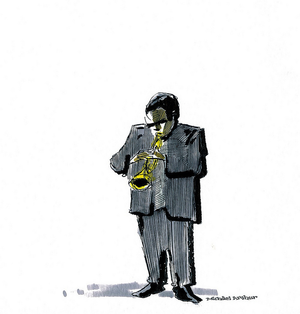 Wallace Roney, Jazz at Lincoln Center  on Flickr.