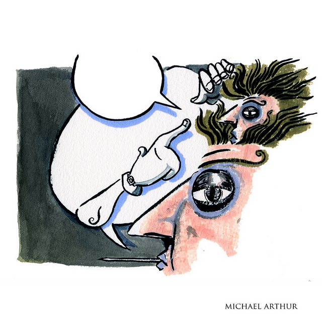 Cartoon Examination  on Flickr.