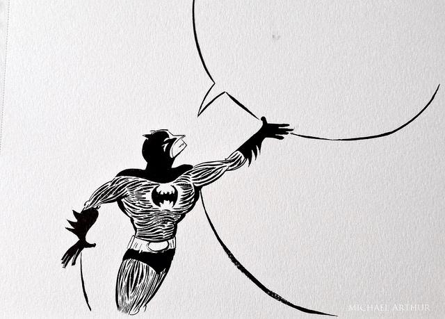 Batman, Prince of Gotham (Soliloquy)  on Flickr.