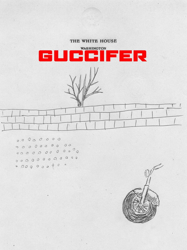 hyperallergic: Hacker Obtains Unreleased Clinton White House Doodles A Bill Clinton sketch from the trove released to Gawker by the hacker Guccifer (image via Gawker) G… View Post The Doodler in Chief!