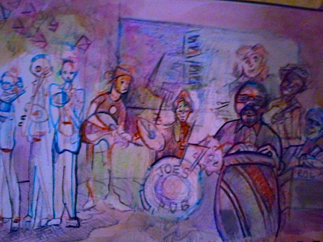 joespub: Thank you, Marivel Mejia. We love your live sketch from the EMEFE / Balthrop, Alabama show.  To see all of the submissions from our live event, click here. If you attended and would like to have your sketches featured, please submit. We want to see them!   XO, Joe's Pub Tumblr Team