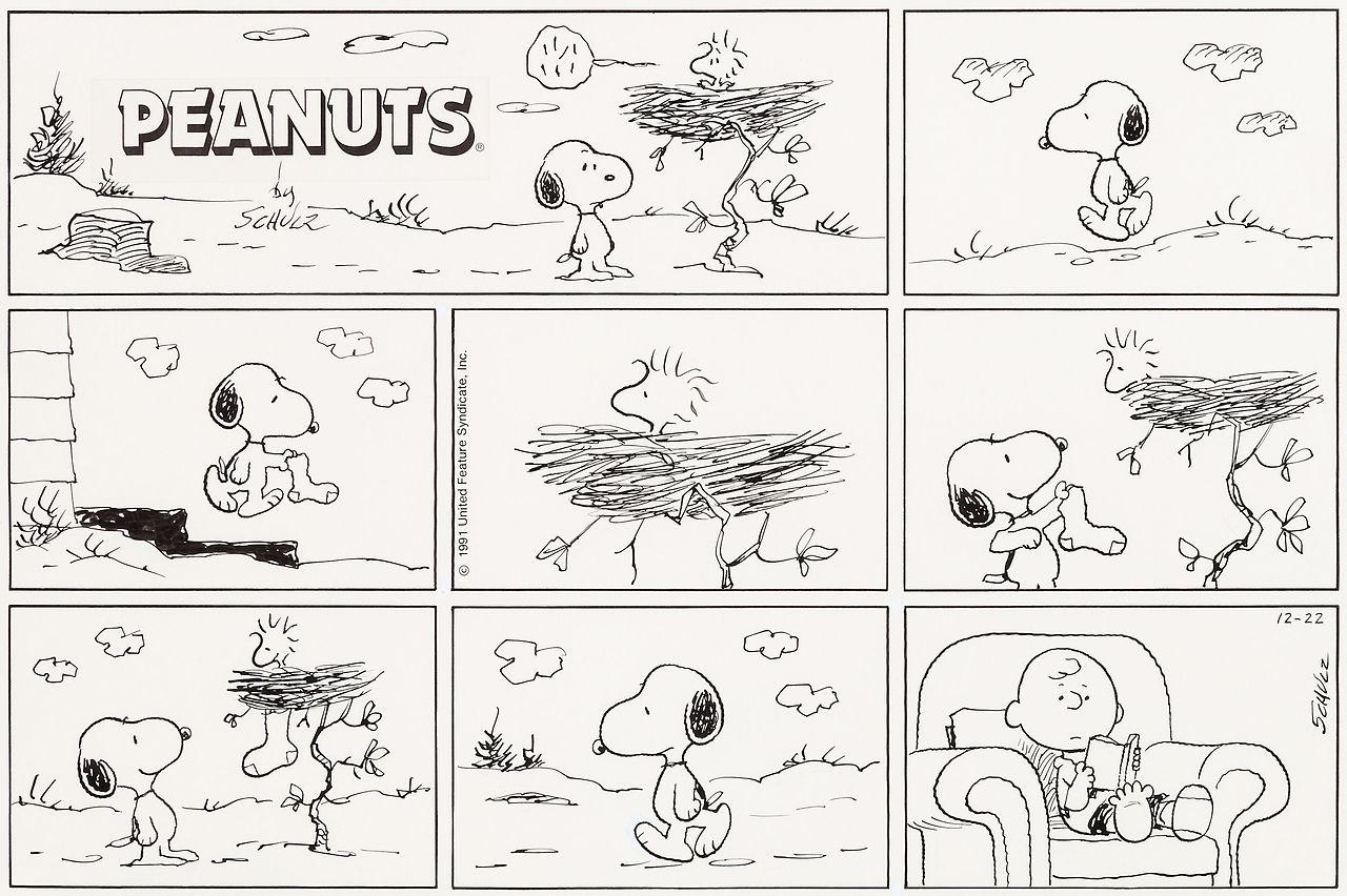 cantstopthinkingcomics :     Charles Schulz