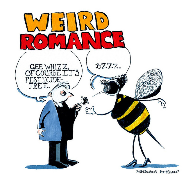 inklines :      Sunday Comics  on Flickr.     Happy Valentine's Day.