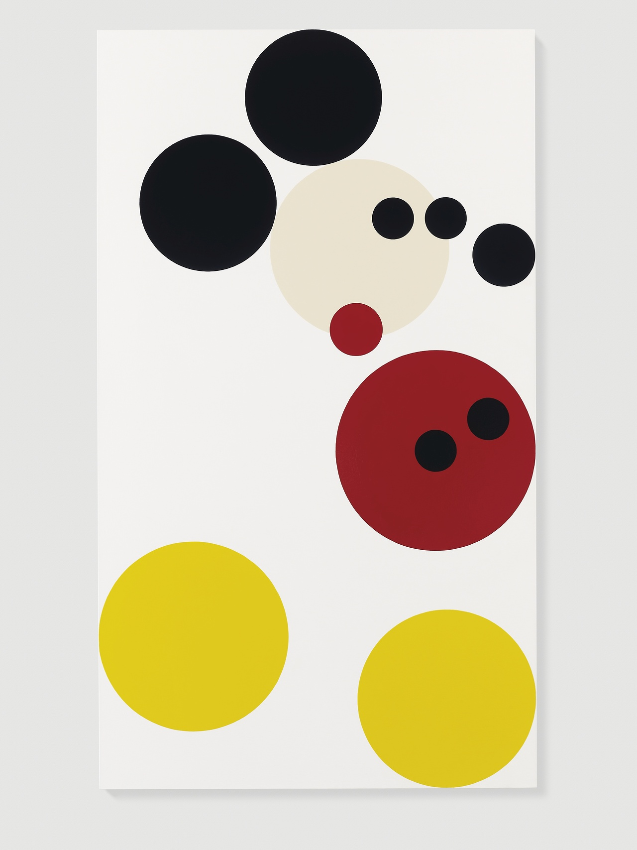 christiesauctions :      Damien Hirst (b. 1965)    Mickey      Post-War & Contemporary Art Evening Auction