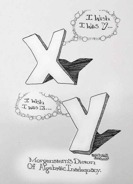 Math Problem on Flickr.