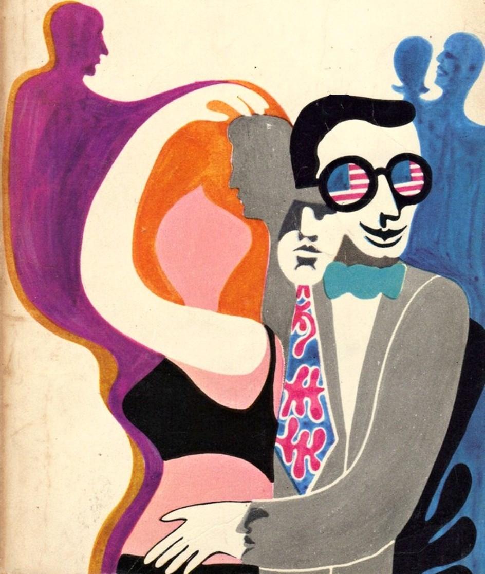art-of-illlustration :     Alan Aldridge, 1965.
