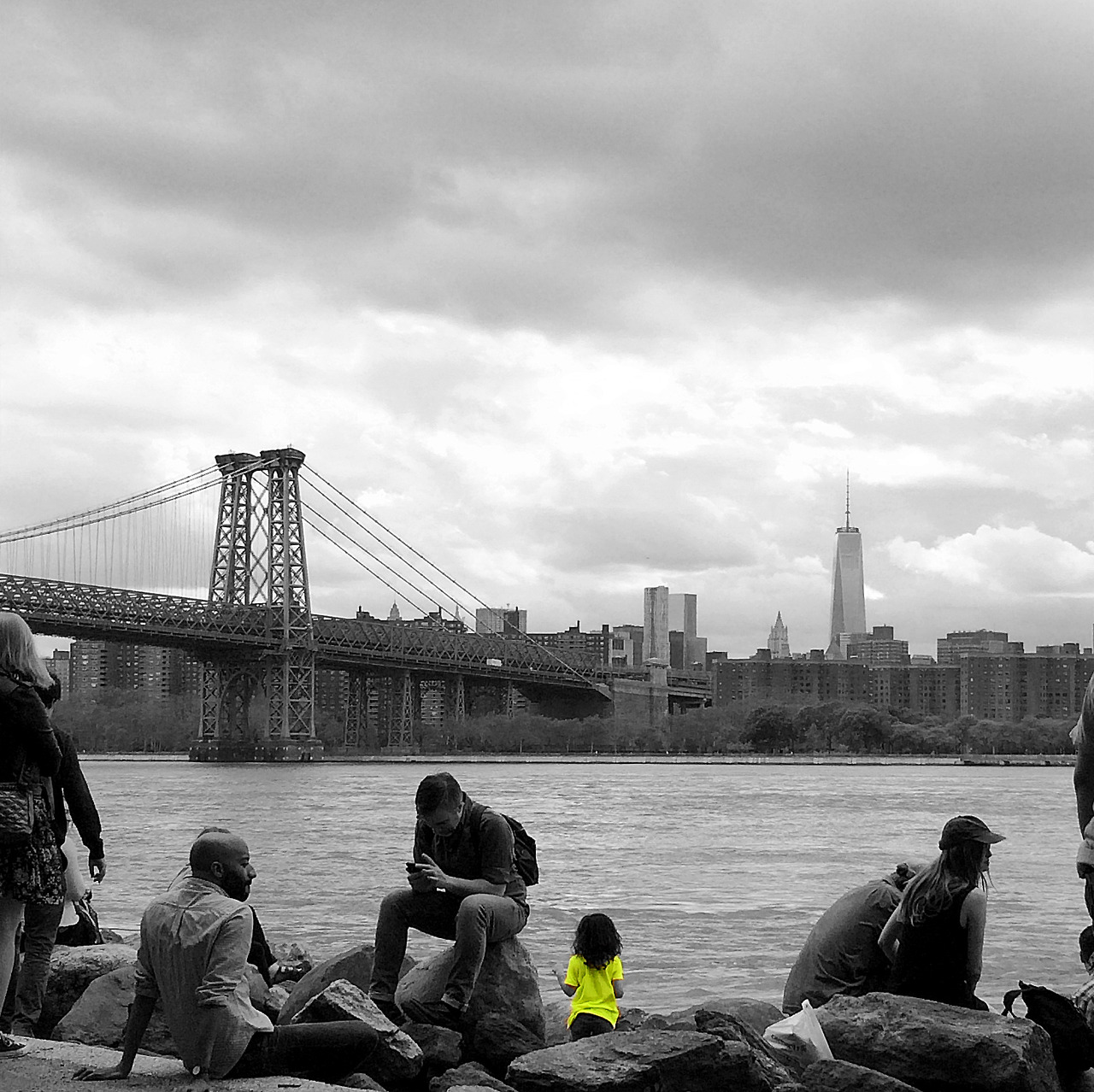Down by the (East) river …