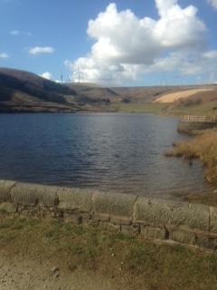 Naden reservoir - Rochdale