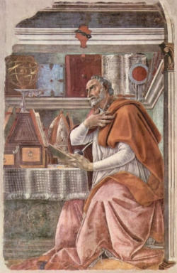 "Augustine of Hippo considers Tim Robson's lastest blog. ""Fuck - I wish I'd have written that!"""