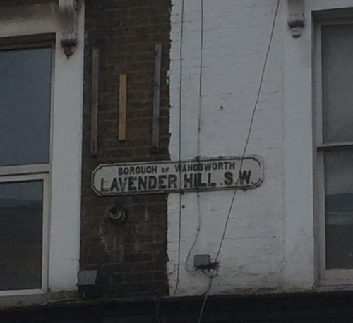 What happened to Battersea? Abolished in 1965, apparently.