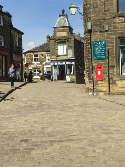 Where's the rain? Costa del Haworth, April 2018