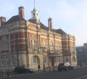 Battersea Arts Centre, Lavender Hill