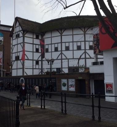 The Globe Theatre - photo Tim Robson