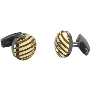 Stainless Steel Cuff Links with Immerse Plating $250.00.jpg
