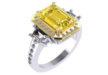 yellow diamond three stone ring.jpg