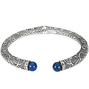 Silver and 18t yellow gold with Blue Lapis.jpg
