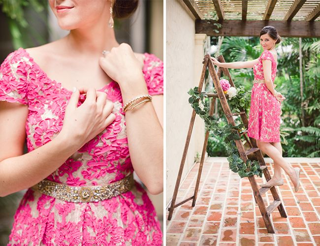 Dress |Anthropologie // Source |Inspired by This