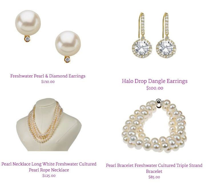 gold cz and pearl bridesmaid jewelry.jpg