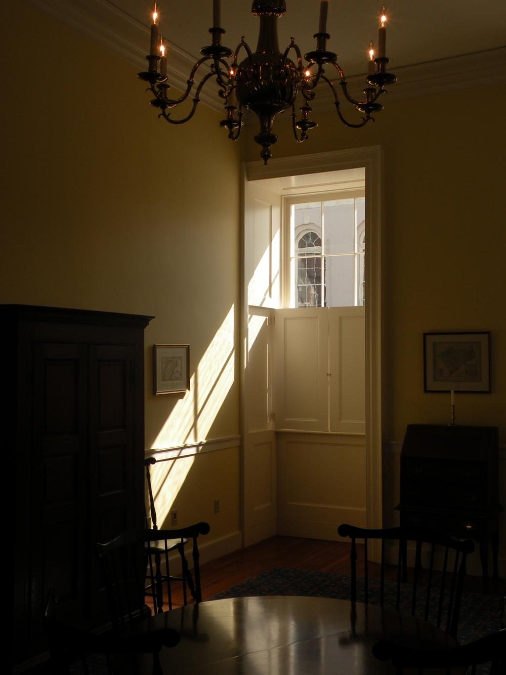 Charleston Interior